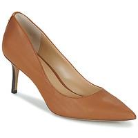 Topánky Ženy Lodičky Lauren Ralph Lauren LANETTE Ťavia hnedá
