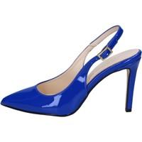 Topánky Ženy Sandále Olga Rubini BY285 Modrá