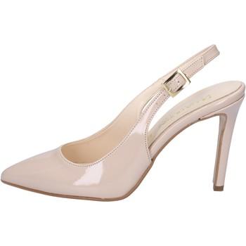 Topánky Ženy Sandále Olga Rubini Sandále BY286 Béžová