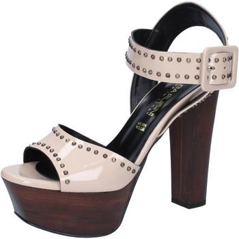 Topánky Ženy Sandále Olga Rubini Sandále BY316 Béžová