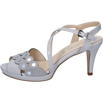 Topánky Ženy Sandále Olga Rubini Sandále BY358 Šedá