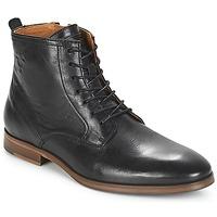 Topánky Muži Polokozačky Kost NICHE 1 Čierna