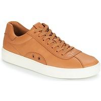 Topánky Muži Nízke tenisky Polo Ralph Lauren COURT 100 Hnedá