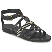 Topánky Ženy Sandále Vic GINKO ACHANTUS Čierna