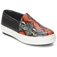 Topánky Ženy Slip-on McQ Alexander McQueen DAZE Čierna / Viacfarebná