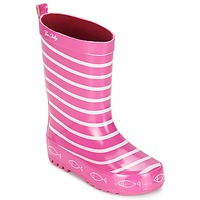 Topánky Dievčatá Čižmy do dažďa Be Only TIMOUSS Ružová