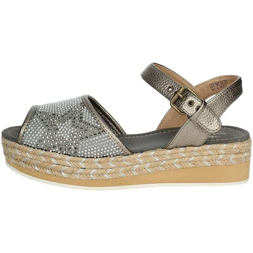 Topánky Ženy Espadrilky Shaka SL181511 W0004 Silver