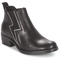 Topánky Ženy Polokozačky PLDM by Palladium RIEMA CMR Čierna