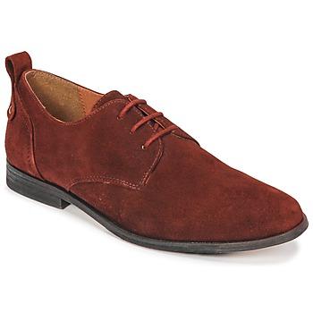 7c7019702095 Topánky Ženy Derbie PLDM by Palladium PICADILLY SUD Červená   Červená  tehlová