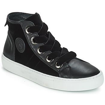 Topánky Ženy Členkové tenisky Pataugas Zally Čierna