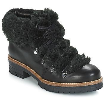 Topánky Ženy Polokozačky Pataugas Task Čierna