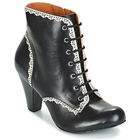 Topánky Ženy Čižmičky Cristofoli KARANA Čierna
