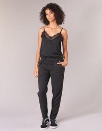Oblečenie Ženy Nohavice Cargo Ikks MIRSSEEP Čierna