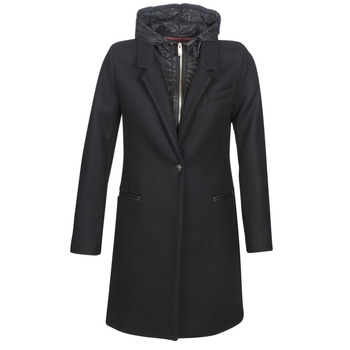 Oblečenie Ženy Kabáty Ikks AFTER Čierna