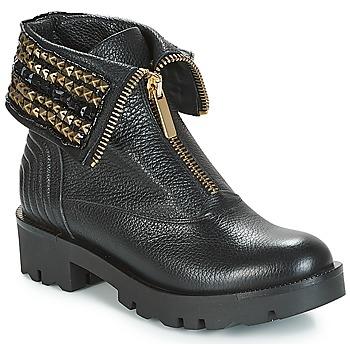 Topánky Ženy Polokozačky Tosca Blu KIRUNA Čierna
