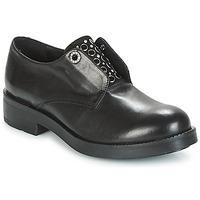 Topánky Ženy Derbie Tosca Blu FRASER Čierna