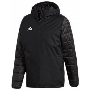 Oblečenie Muži Vyteplené bundy adidas Originals Condivo 18 Winter Čierna