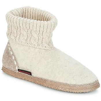 Topánky Ženy Papuče Giesswein FREIBURG Béžová