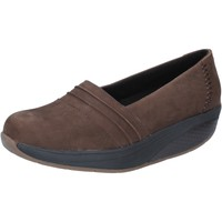 Topánky Ženy Mokasíny Mbt BY686 Hnedá