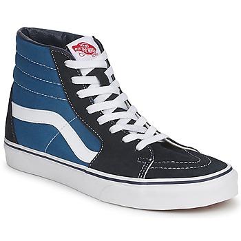 Topánky Členkové tenisky Vans SK8 HI Modrá