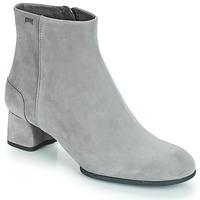 Topánky Ženy Čižmičky Camper KIE0 Boots Šedá