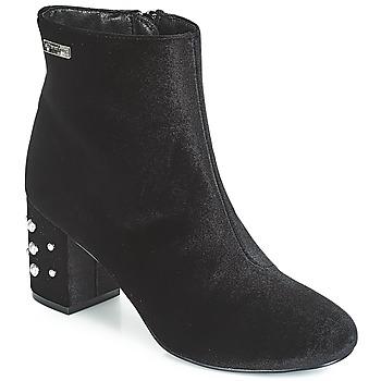 Topánky Ženy Čižmičky Les Tropéziennes par M Belarbi CHANNON Čierna