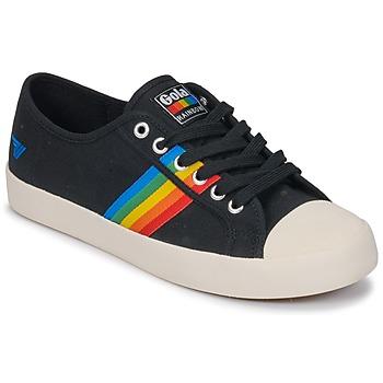 Topánky Ženy Nízke tenisky Gola Coaster rainbow Čierna