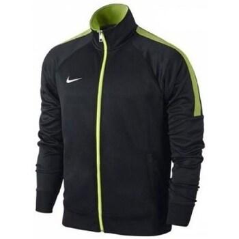 Oblečenie Muži Mikiny Nike Team Club Trainer Jacket Čierna
