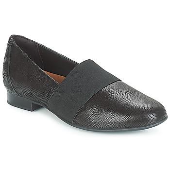 Topánky Ženy Balerínky a babies Clarks UN BLUSH LO Čierna