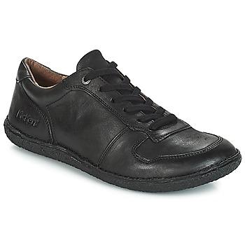 Topánky Ženy Derbie Kickers HOME Čierna