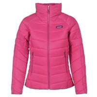 Oblečenie Ženy Vyteplené bundy Patagonia W's Hyper Puff Jkt Ružová