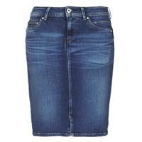 Oblečenie Ženy Sukňa Pepe jeans TAYLOR Modrá / Medium