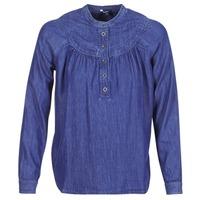 Oblečenie Ženy Blúzky Pepe jeans ALICIA Modrá