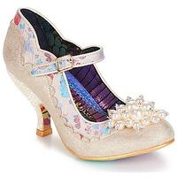 Topánky Ženy Lodičky Irregular Choice Shoesbury Krémová