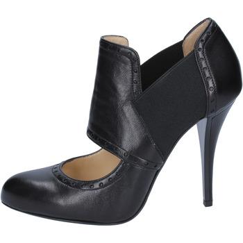 Topánky Ženy Nízke čižmy Gianni Marra Členkové Topánky BY794 Čierna