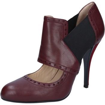 Topánky Ženy Lodičky Gianni Marra Členkové Topánky BY795 Červená
