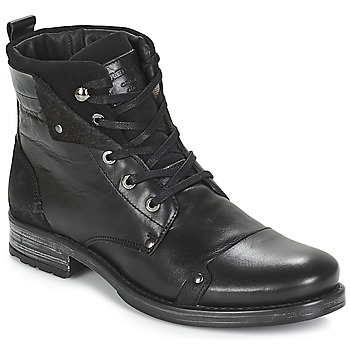 Topánky Muži Polokozačky Redskins YEDES Čierna