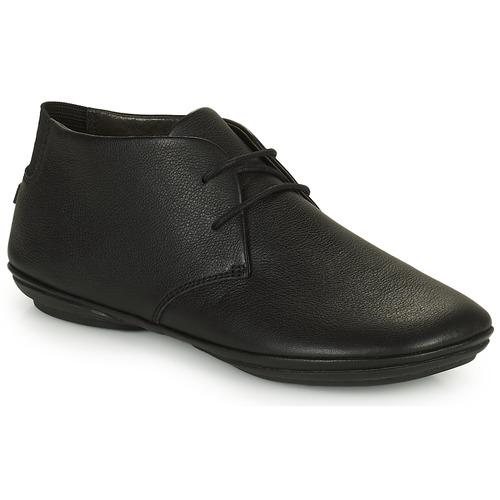 Topánky Ženy Derbie Camper RIGHT NINA Čierna