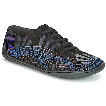 Topánky Ženy Derbie Camper TWS Čierna