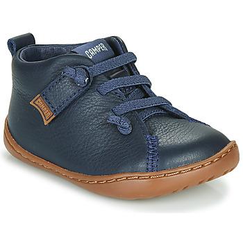 Topánky Chlapci Nízke tenisky Camper PEU CAMI Modrá