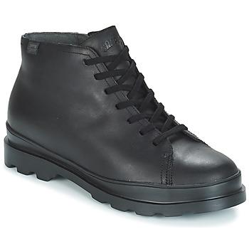 Topánky Muži Polokozačky Camper BRTO GTX Čierna