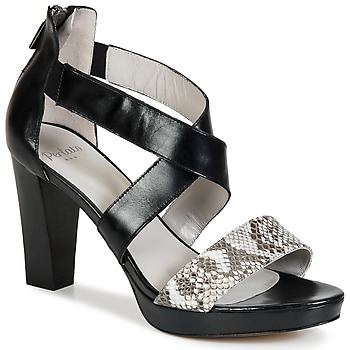 Topánky Ženy Sandále Perlato IREGUA čierna / Python