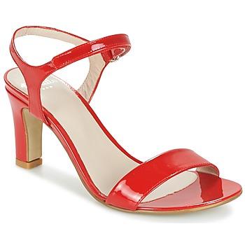 Topánky Ženy Sandále Perlato MONDEGO červená