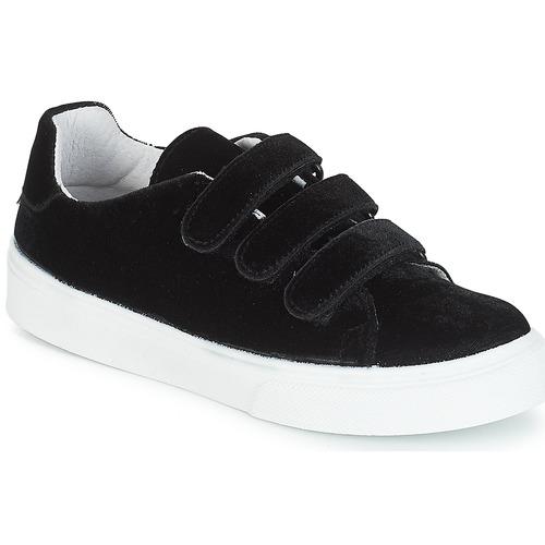 Topánky Ženy Nízke tenisky Yurban JOZZY Čierna