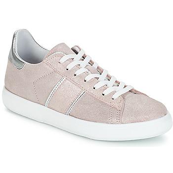 Topánky Ženy Nízke tenisky Yurban JEMMY Ružová
