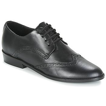 Topánky Ženy Derbie So Size JANDEL Čierna