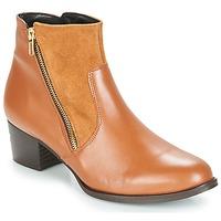 Topánky Ženy Čižmičky So Size JOCASSU Ťavia hnedá