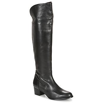 Topánky Ženy Vysoké čižmy So Size JICHELIEU Čierna