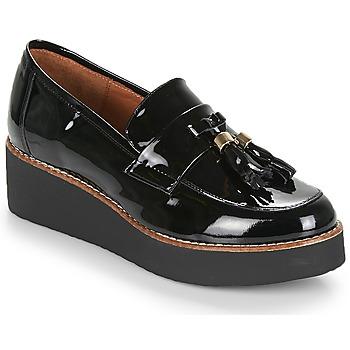 Topánky Ženy Mokasíny Fericelli JOLLEGNO Čierna