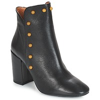 Topánky Ženy Čižmičky Fericelli JATTIPALIA Čierna
